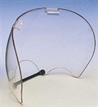 MSA 10008906 Clear Lens Outsert, Millennium Facepiece, Size Medium/Large