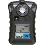 MSA 10092523 ALTAIR Single Gas Detector, Oxygen (O2), Low Alarm 19.50%, High Alarm 23.00%