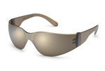 Gateway 466M Starlite Safety Glasses Brown Frame/Mocha Mir Lens 1/Pr