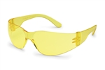 Gateway 3675 Starlite Safety Glasses Sm For Narrow Face Amber Lens