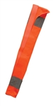 Occunomix LUX-900-O Seat Belt Cover Hi-viz Orange