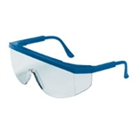 Mcr Safety Tk120 Glasses Tomahawk Blue Frame 1/Ea