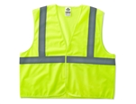 Ergodyne 20965 Class 2 Mesh Safety Vest 8205Hlo Lrg/Xl Orange