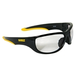 Radians Dpg94-1D Dewalt Dominator Safety Glass Clear Lens