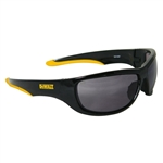 Radians Dpg94-2D Dewalt Dominator Safety Glass Smoke Lens