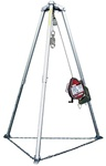 Honeywell - North Safety Mr100Gx/100Ft Mr100Gb W/ 9' Tripod