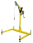 Honeywell - North Safety Dh-1/ Four Piece Hoist System W/50 Man-Rated