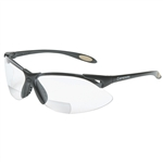 Honeywell - North Safety A952 Reader Glass Black Frame 2.50 Clear Lens