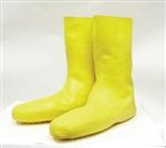 "Honeywell - North Safety A352-Xxl Bootie, 12"" Yellow Latex, Disposable Xxl"