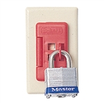 Honeywell - North Safety Es01 E-Safe Electrical Switch Lockout - Locks