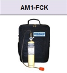 Macurco AM1-FCK TX-6-AM / TX-12-AM Ammonia NH3 Field Calibration Kit, 34L 25 ppm, 0.2 LPM Regulator 70-0714-8437-5
