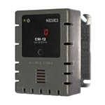 Macurco CM-12 Carbon Monoxide CO (Line Voltage) Fixed Gas Detector Controller Transducer 70-2900-0020-0