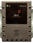 Macurco GD-6 Combustible (Low Voltage) Fixed Gas Detector Controller Transducer 70-0716-0802-3