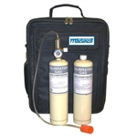 Macurco GDM-FCK GD-6 / GD-12 Methane CH4 Field Calibration Kit, 34L 10% LEL, 34L 20% LEL, 0.2 LPM Regulator 70-0716-1751-1