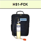Macurco HS1-FCK TX-6-HS / TX-12-HS Hydrogen Sulfide H2S Field Calibration Kit, 34L 25 ppm, 0.2 LPM Regulator 70-2900-0011-0