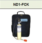 Macurco ND1-FCK TX-6-ND / TX-12-ND Nitrogen Dioxide NO2 Field Calibration Kit, 34L 5 ppm, 0.2 LPM Regulator 70-0714-0346-6