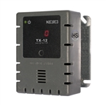 Macurco TX-12-HS Hydrogen Sulfide H2S (Line Voltage) Fixed Gas Detector Controller Transducer 70-2900-0024-4
