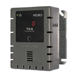 Macurco TX-6-AM WHITE Ammonia NH3 (Low Voltage) Fixed Gas Detector Controller Transducer w/ White Housing 70-2900-0044-5