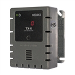 Macurco TX-6-HS WHITE Hydrogen Sulfide H2S (Low Voltage) Fixed Gas Detector Controller Transducer w/ White Housing 70-2900-0042-3