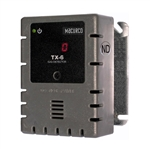 Macurco TX-6-ND Nitrogen Dioxide NO2 (Low Voltage) Fixed Gas Detector Controller Transducer 70-2900-0004-2