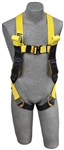 Capital Safety 1110782 Delta 2 Arc Flash Harness Vest Style W/Leather
