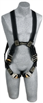 Capital Safety 1110811 Delta Ii Arc Flash Harness,Nomex/Kevlar Web,Large