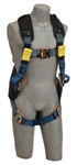 Capital Safety 1110849 Exofit Xp Arc Flash Harness Removable Nomex Sz Sml
