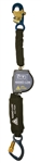 Capital Safety 3101575 Arc Flash Self Retracting Lifeline with Anchor Hook Nano-Lok Srl 8'