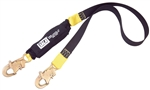 Capital Safety 1240870 Ez Stop Ii Arc Flash Shock Absorbing Lanyard