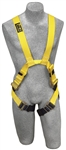 Capital Safety 1110752 Delta Ii Harness Arc Flash X-Large Yellow