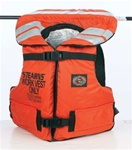Stearns I222Org-08-000 Work Master Vest Nylon Oversize Orange
