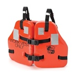 Stearns I223Org-08-000 Force Ii Vest Nylon Oversize Orange