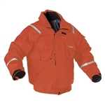 Stearns I077Org-02-000 Powerboat Flotation Jacket Nyl Sm Orange