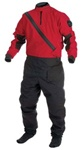 Stearns I805R/B-04-000 Rapid Rescue Extr Suit W/P Breath Lg Red/Bk