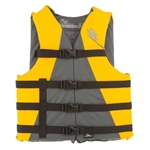 Stearns 2000006937 Pfd 5311 Classic Adult Nylon Vest Yellow