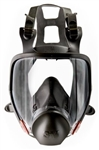 3M 6900 Full Facepiece Respirator, Size Large, 1 Each