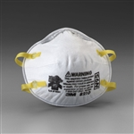 3M 8210P, 8210+ N95 Particulate Respirator 20/Bx