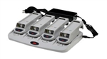 3M TR-344N Versaflo Four Station Battery Charger Kit