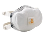 3M 8233 N100 Particulate Respirator 1/Ea