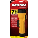 Rayovac In2-Kml 2 D-Cell Industrial Flashlight with Krypton Bulb and Magnet