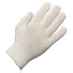 Ammex SK String Knit Gloves 12 pair/package; 12 packs/case