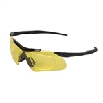 Jackson 38504 V60 Safeview Eyewear W/Rx Insert Amber Lens A/F