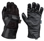 Mechanix Wear MFG-05-009 Leather Fabricator Welding Gloves, Black, Size Medium, 1 Pair