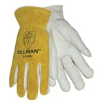 Tillman 1414-XL Top Grain Leather Drivers Gloves, X-Large, 1 Pair