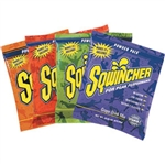 Sqwincher 016045 Powder Packs (Makes 2.5 gal) , Tea