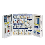 First Aid Only 1001-FAE-0103 Large Plastic SmartCompliance Cabinet
