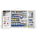 First Aid Only 1001-RC-0103 Large Plastic SmartCompliance Cabinet