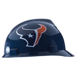 MSA 10031348 Officially Licensed NFL V-Gard Caps (Classic Style) , Houston Texans