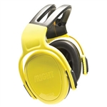 MSA 10087399 Left/Right Earmuffs, High, NRR 28, Yellow