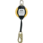 MSA 10093349 Workman PFL w/ Integral Swivel & Locking LC Snap Hook